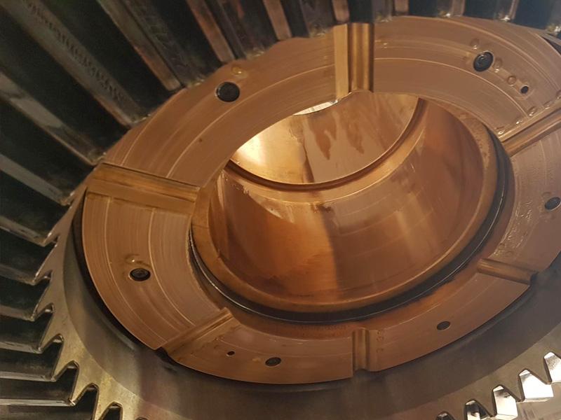 Pieces mécaniques Industrie Miniere